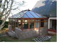 Conservatories by David Finnie Carpentry and Joinery