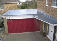 Flat Roofing by David Finnie Carpentry and Joinery