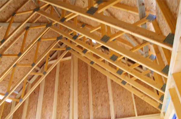 Timber Frames by David Finnie Carpentry and Joinery